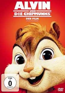Alvin und die Chipmunks, DVD