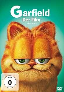 Garfield - Der Film, DVD