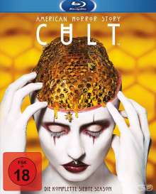 American Horror Story Season 7: Cult (Blu-ray), 3 Blu-ray Discs