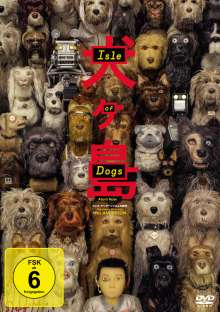 Isle of Dogs - Ataris Reise, DVD