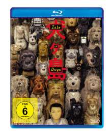 Isle of Dogs - Ataris Reise (Blu-ray), Blu-ray Disc