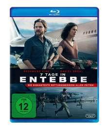 7 Tage in Entebbe (Blu-ray), Blu-ray Disc