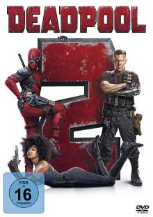 Deadpool 2, DVD