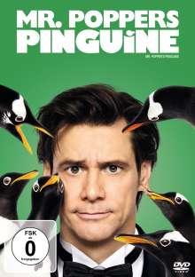 Mr. Poppers Pinguine, DVD