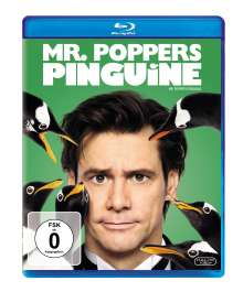 Mr. Poppers Pinguine (Blu-ray), Blu-ray Disc