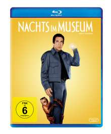 Nachts im Museum (Blu-ray), Blu-ray Disc