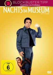 Nachts im Museum, DVD