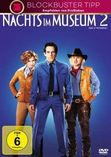 Nachts im Museum 2, DVD