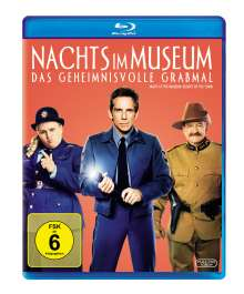 Nachts im Museum 3 (Blu-ray), Blu-ray Disc