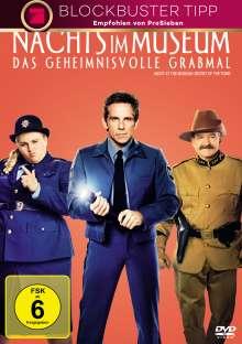 Nachts im Museum 3, DVD