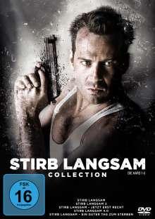 Stirb langsam 1-5, 5 DVDs