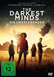 The Darkest Minds, DVD