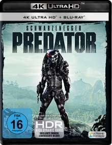 Predator (Ultra HD Blu-ray & Blu-ray), 1 Ultra HD Blu-ray und 1 Blu-ray Disc