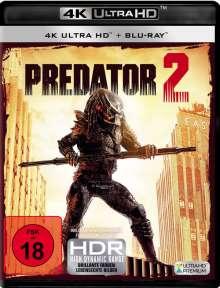Predator 2 (Ultra HD Blu-ray & Blu-ray), 2 Ultra HD Blu-rays