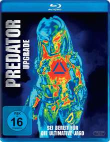 Predator - Upgrade (Blu-ray), Blu-ray Disc