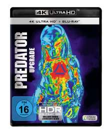 Predator - Upgrade (Ultra HD Blu-ray & Blu-ray), 2 Ultra HD Blu-rays