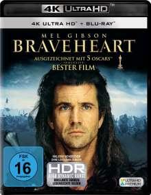 Braveheart (Ultra HD Blu-ray & Blu-ray), 2 Ultra HD Blu-rays