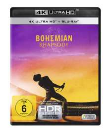 Bohemian Rhapsody (Ultra HD Blu-ray & Blu-ray), Ultra HD Blu-ray