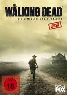 The Walking Dead Staffel 2, 4 DVDs