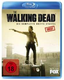 The Walking Dead Staffel 3 (Blu-ray), 5 Blu-ray Discs