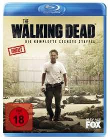 The Walking Dead Staffel 6 (Blu-ray), 6 Blu-ray Discs
