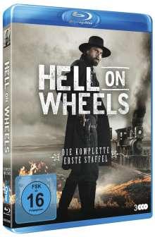 Hell on Wheels Season 1 (Blu-ray), 3 Blu-ray Discs