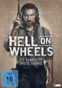 Hell on Wheels Season 2, 3 DVDs