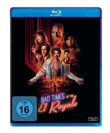 Bad Times at the El Royale (Blu-ray), Blu-ray Disc