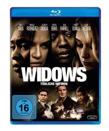 Widows (2018) (Blu-ray), Blu-ray Disc