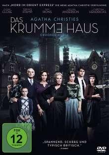 Das krumme Haus, DVD