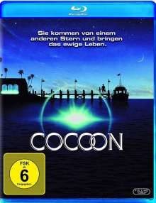 Cocoon (Blu-ray), Blu-ray Disc