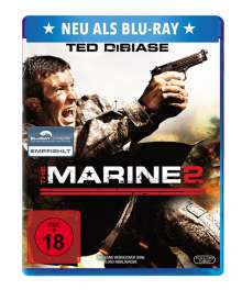 The Marine 2 (Blu-ray), Blu-ray Disc