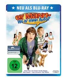 Ey Mann - Wo is' mein Auto? (Blu-ray), Blu-ray Disc
