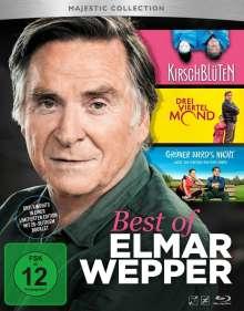 Elmar Wepper - Box (Blu-ray), 3 Blu-ray Discs