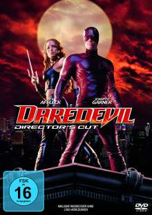 Daredevil, DVD