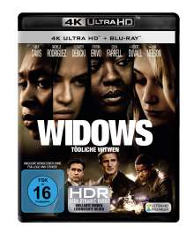 Widows (2018) (Ultra HD Blu-ray & Blu-ray), 1 Ultra HD Blu-ray und 1 Blu-ray Disc