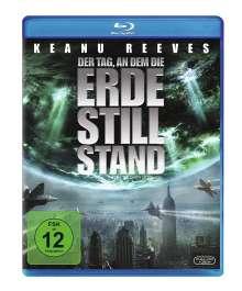 Der Tag, an dem die Erde stillstand (2008) (Blu-ray), Blu-ray Disc