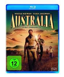 Australia (Blu-ray), Blu-ray Disc