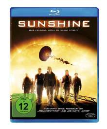 Sunshine (Blu-ray), Blu-ray Disc