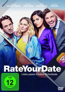 Rate Your Date, DVD
