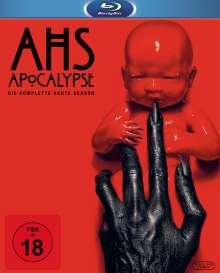 American Horror Story Season 8: Apocalypse (Blu-ray), 3 Blu-ray Discs