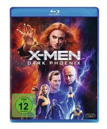 X-Men: Dark Phoenix (Blu-ray), Blu-ray Disc