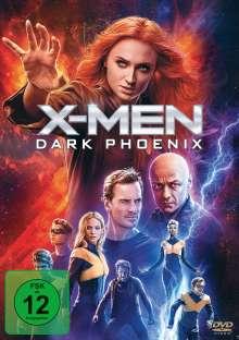 X-Men: Dark Phoenix, DVD