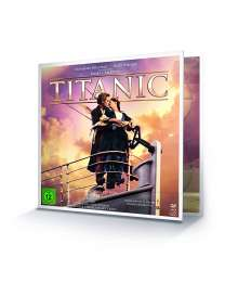 Titanic (1997) (Special Collector's Edition) (Blu-ray & DVD), 1 Blu-ray Disc, 2 DVDs und 1 CD