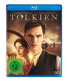 Tolkien (Blu-ray), Blu-ray Disc