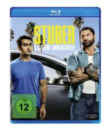Stuber - 5 Sterne Undercover (Blu-ray), Blu-ray Disc
