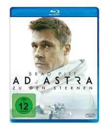Ad Astra (Blu-ray), Blu-ray Disc