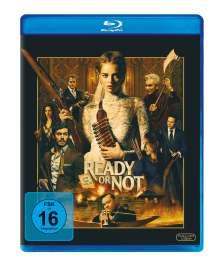 Ready or Not (Blu-ray), Blu-ray Disc