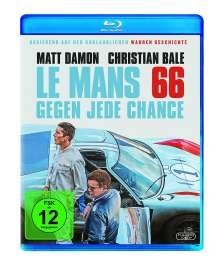 Le Mans 66 - Gegen jede Chance (Blu-ray), Blu-ray Disc