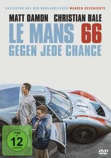 Le Mans 66 - Gegen jede Chance, DVD